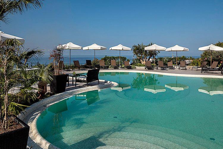 Swimming Pool - Tenuta del Poggio Antico - Capri, Ischia und Procida