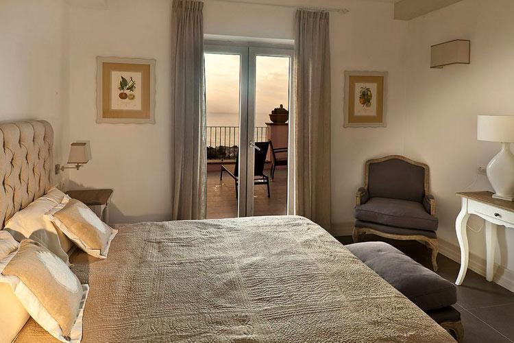 Junior Suite - Tenuta del Poggio Antico - Capri, Ischia und Procida