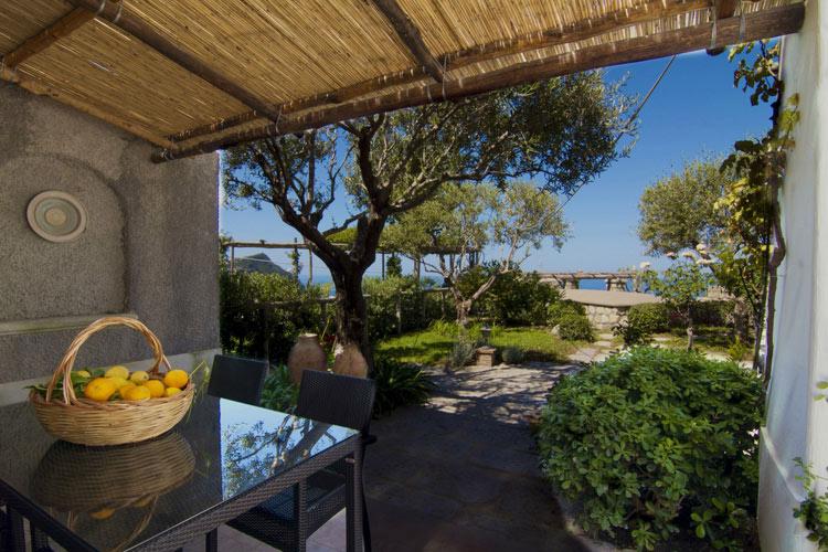 Suite Deluxe - Tenuta del Poggio Antico - Capri, Ischia und Procida