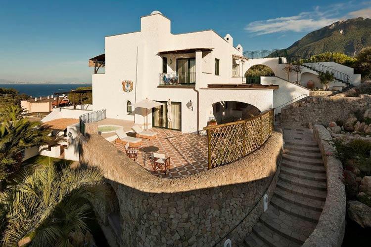 Villa - Garden & Villas Resort - Capri, Ischia und Procida