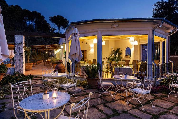 Terrace - Garden & Villas Resort - Capri, Ischia und Procida