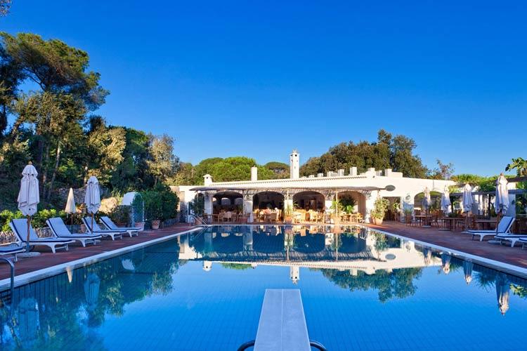Swimming Pool - Garden & Villas Resort - Capri, Ischia und Procida