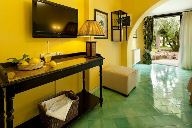 Classic Double Room - Garden & Villas Resort - Capri, Ischia und Procida
