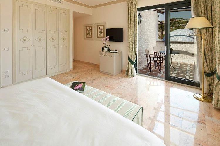 Deluxe Double Room - Garden & Villas Resort - Capri, Ischia und Procida