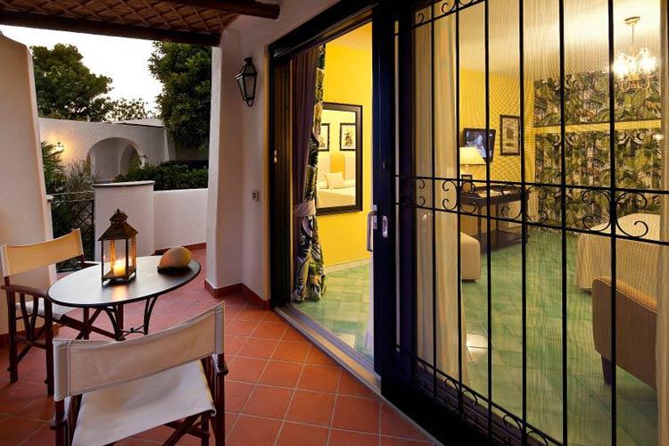 Superior Double Room - Garden & Villas Resort - Capri, Ischia und Procida