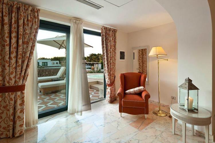 Master Double Room - Garden & Villas Resort - Capri, Ischia und Procida