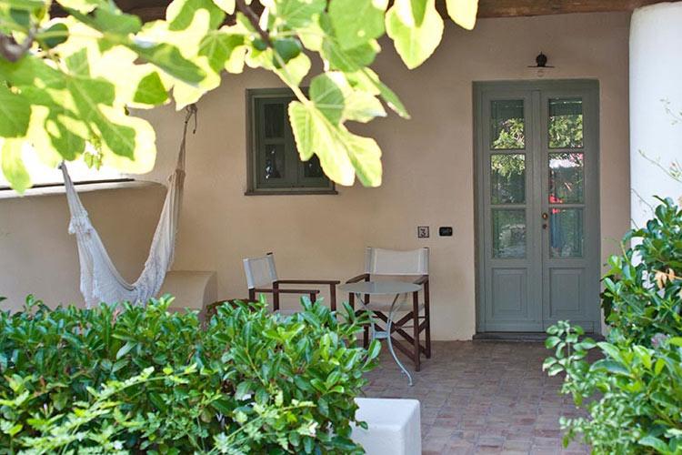 Courtyard - La Salina Borgo Di Mare - Salina