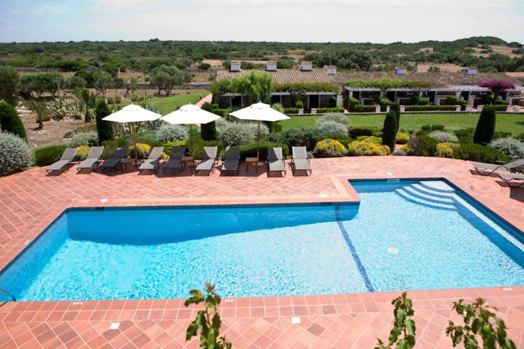 Swimming Pool - Hotel Rural Morvedra Nou - Ciudadella