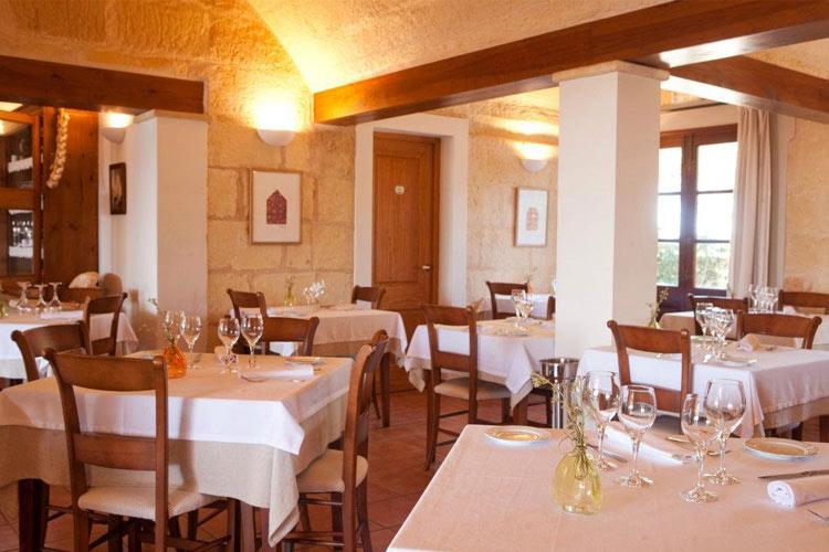 Restaurant - Hotel Rural Morvedra Nou - Ciudadella