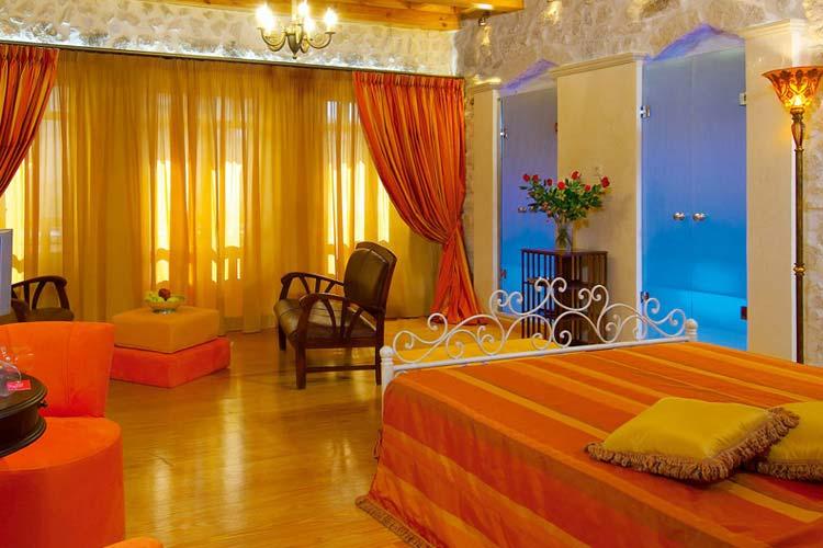Orange Junior Suite - AVLI Lounge Apartments - Rethymno