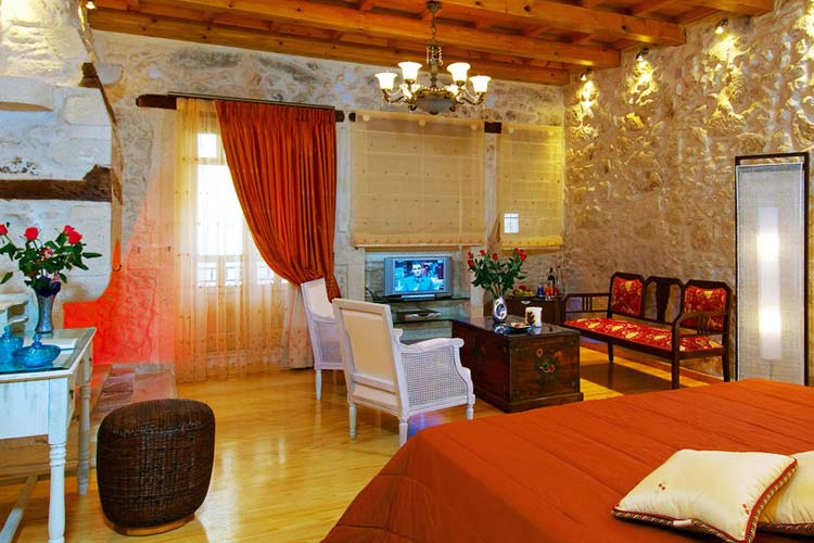 Champaigne Junior Suite - AVLI Lounge Apartments - Rethymno