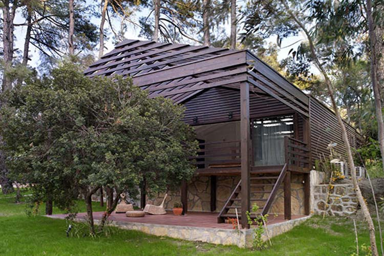 Forest House - Golden Key Bördübet - Marmaris