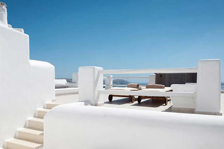 Terrace   Rocabella Mykonos Art Hotel U0026 Spa   GREECE