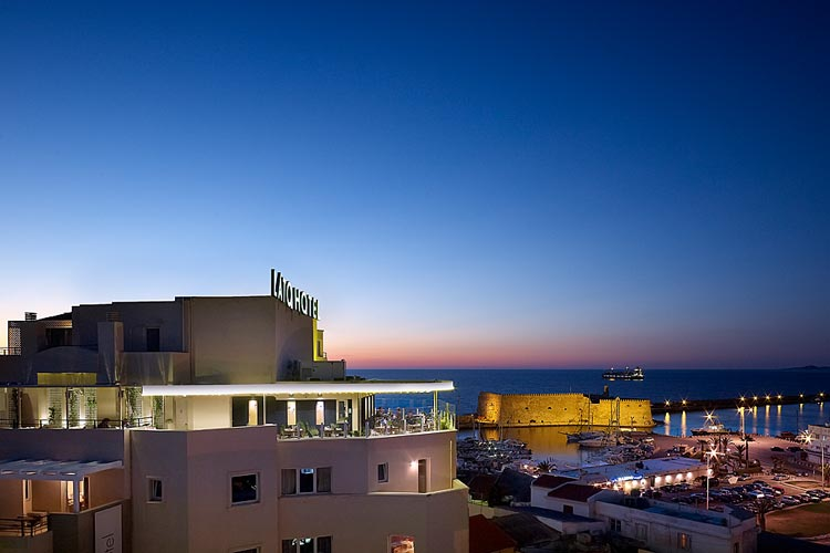 General View - Lato Boutique Hotel - Iraklio