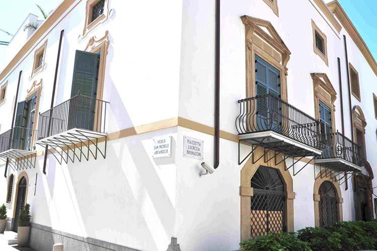 Palazzo Brunaccini A Boutique Hotel In Palermo