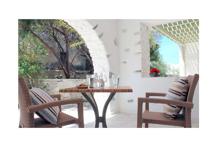 Double with Garden View - Saint Andrea Resort - Naoussa