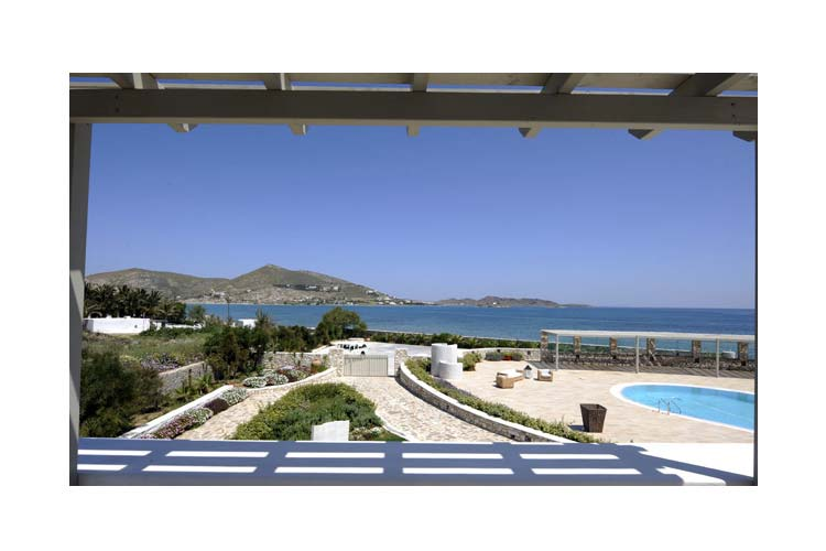 Double Sea View Room - Saint Andrea Resort - Naoussa
