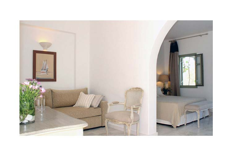 Junior Suite - Saint Andrea Resort - Naoussa