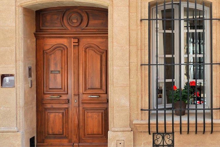 Front Door - La Maison d'Aix - Aix-en-Provence