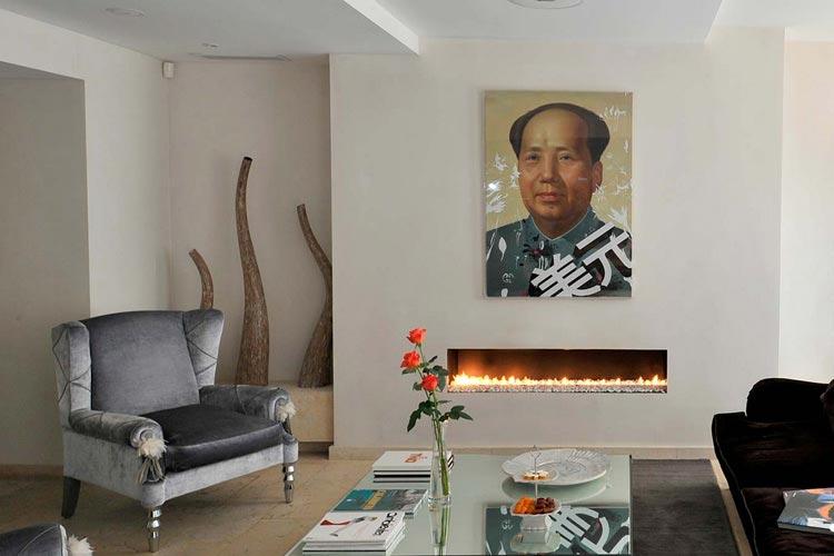 Living Room - La Maison d'Aix - Aix-en-Provence