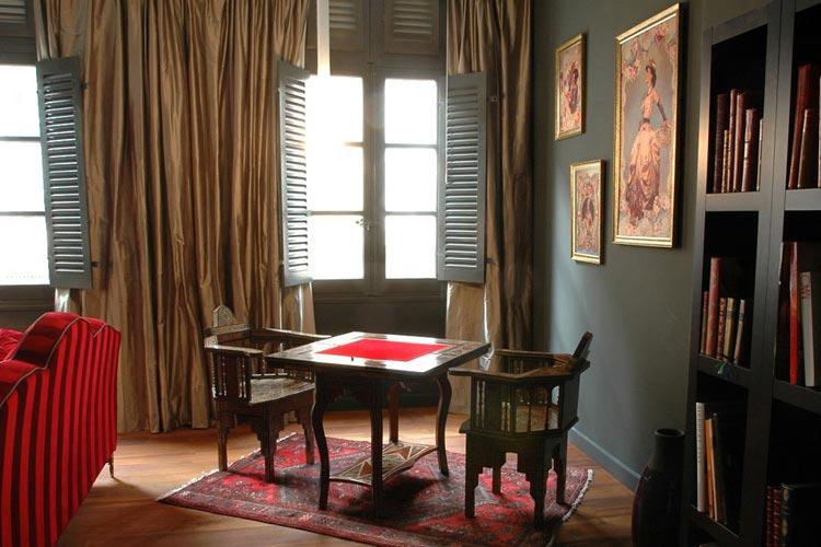 Le Salon Rouge - La Maison d'Aix - Aix-en-Provence