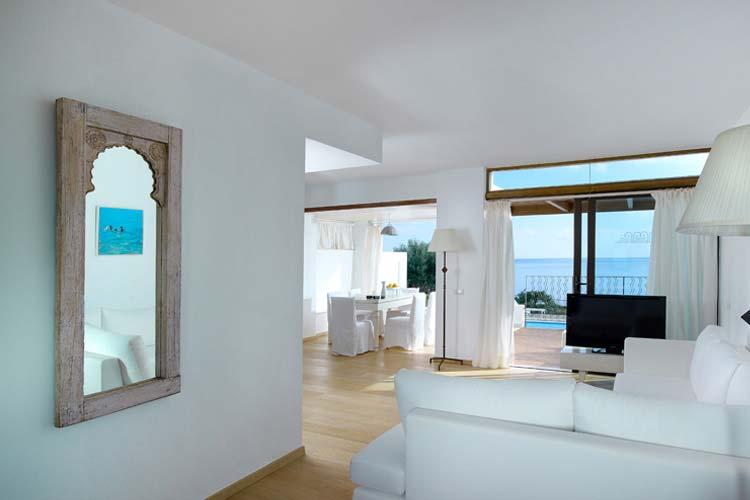 Anemos Lounge - Thalassa Villas - Agios Nikolaos