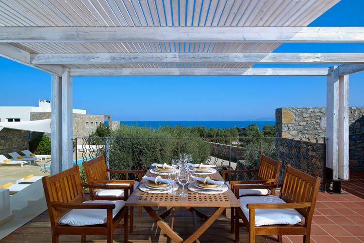 Olives Terrace - Thalassa Villas - Agios Nikolaos