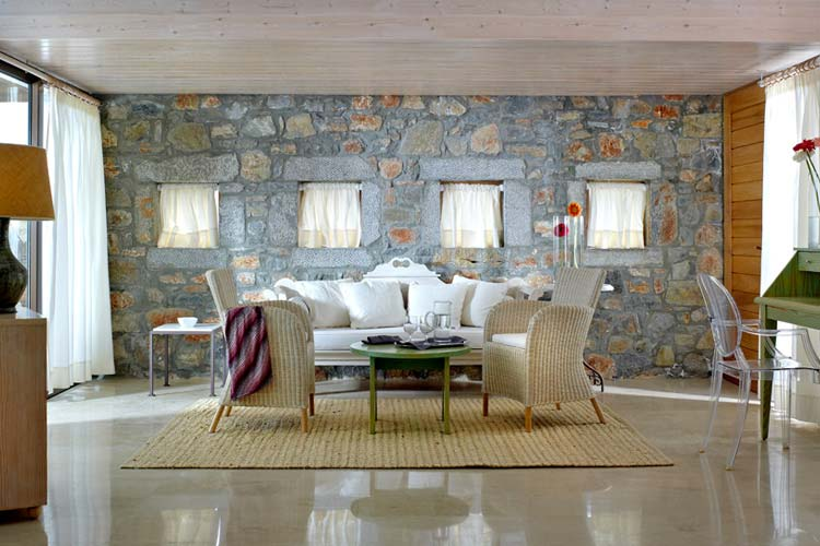 Olives Lounge - Thalassa Villas - Agios Nikolaos