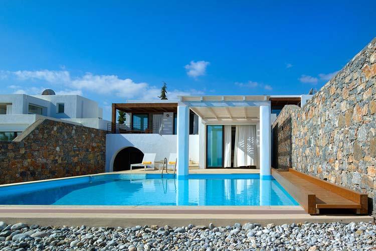 Hermes Villa - Thalassa Villas - Agios Nikolaos