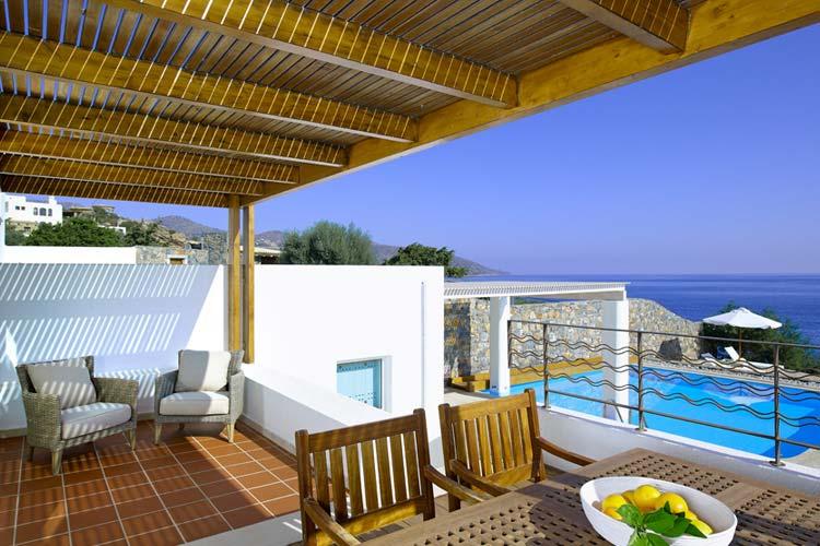Hermes Terrace - Thalassa Villas - Agios Nikolaos