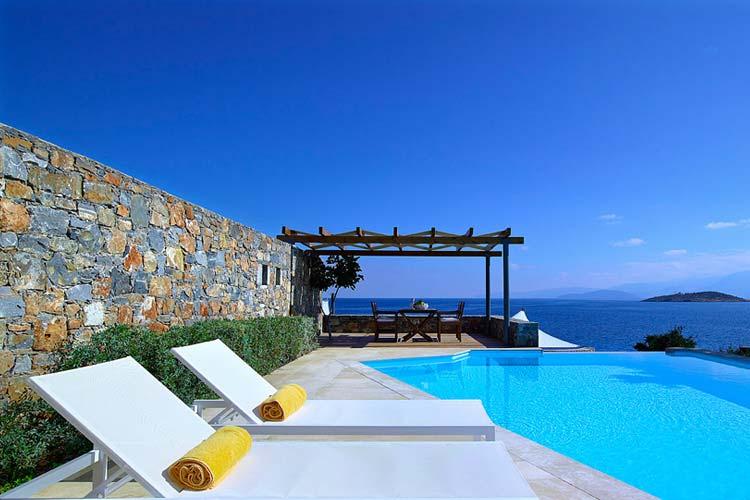 Helios Pool - Thalassa Villas - Agios Nikolaos