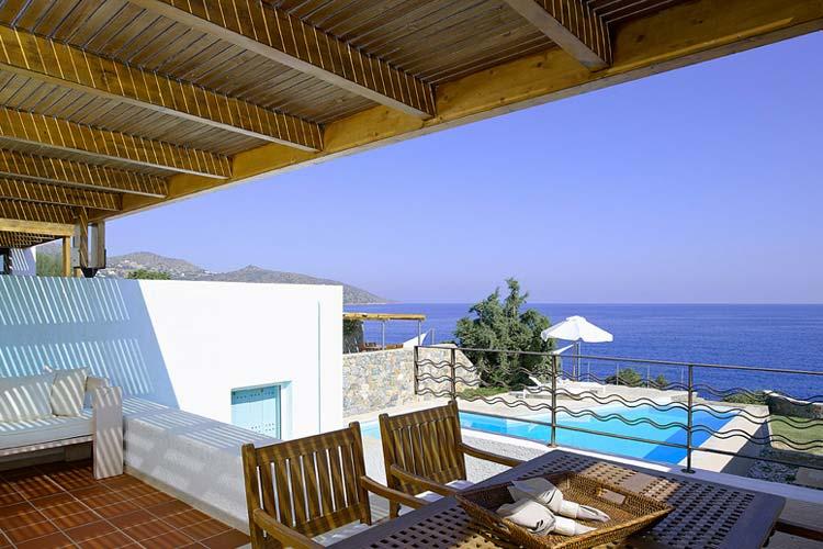 Flisvos Terrace - Thalassa Villas - Agios Nikolaos