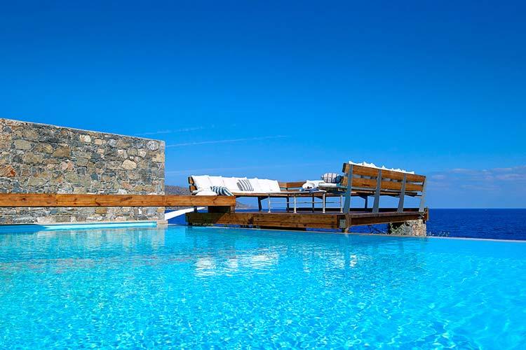 Heras Pool - Thalassa Villas - Agios Nikolaos