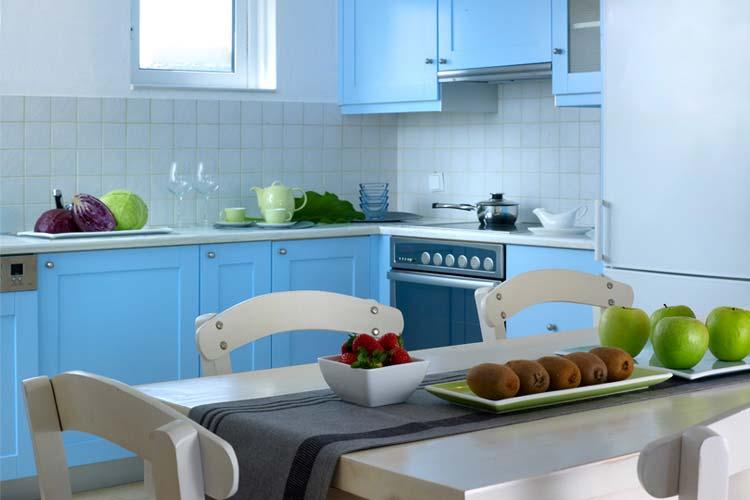Heras Kitchen - Thalassa Villas - Agios Nikolaos