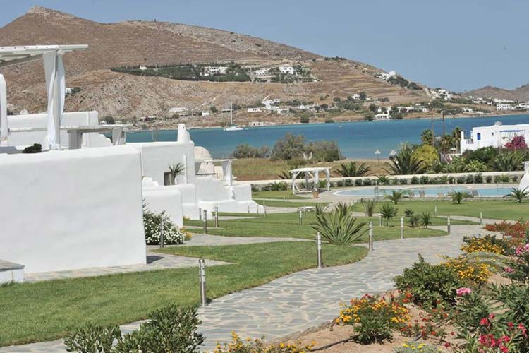General View - Angels Villas - Naoussa