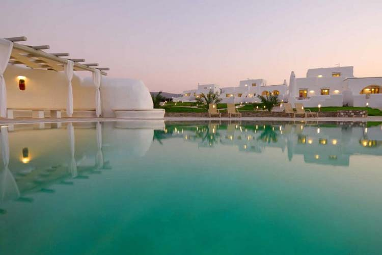 The Pool - Angels Villas - Naoussa