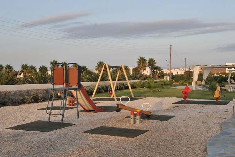 Playground - Angels Villas - Naoussa