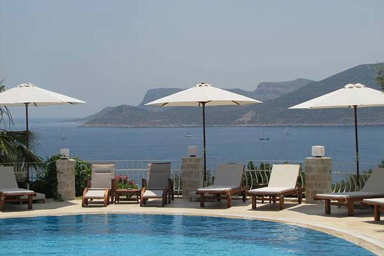 The Pool - Olea Nova Hotel - Kas