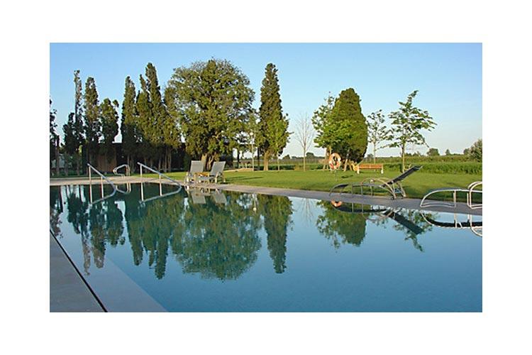 Swimming Pool - Hotel el Molí del Mig - Costa Brava