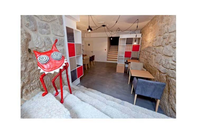 Interior - In Patio Guest House - Oporto