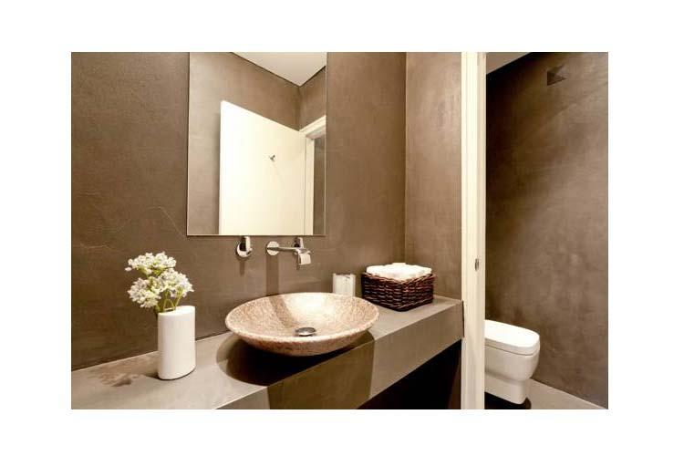 Bathroom - In Patio Guest House - Oporto