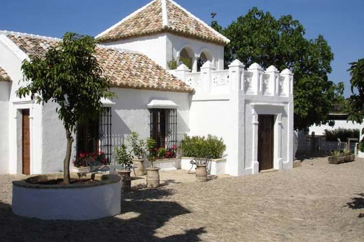 Cortijo el guarda a boutique hotel in alcal del valle - Cortijos andaluces encanto ...