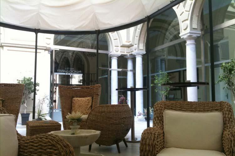 Hotel Palacio Garvey A Boutique Hotel In Jerez De La Frontera