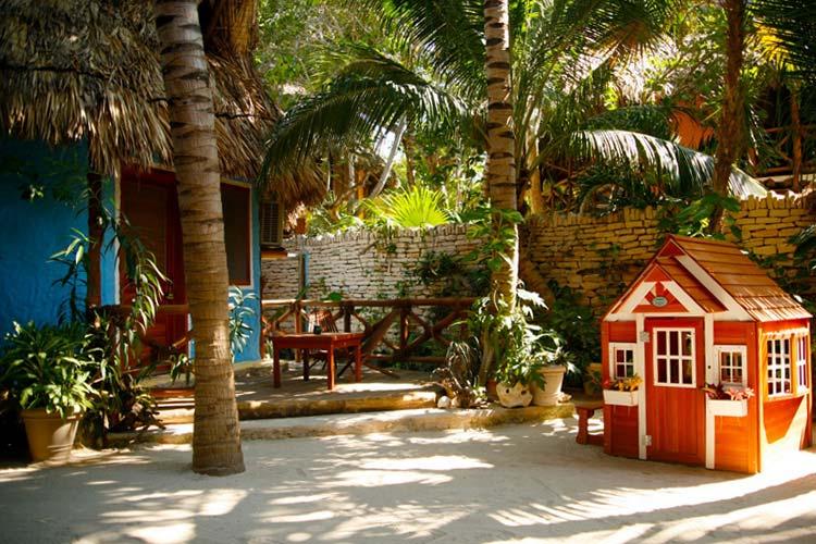 Casa Las Tortugas A Boutique Hotel In Isla De Holbox