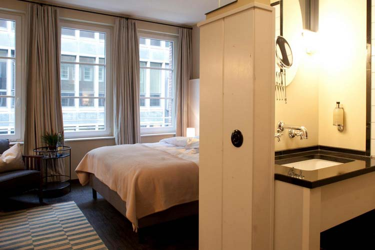 Small Boutique Hotels Hamburg