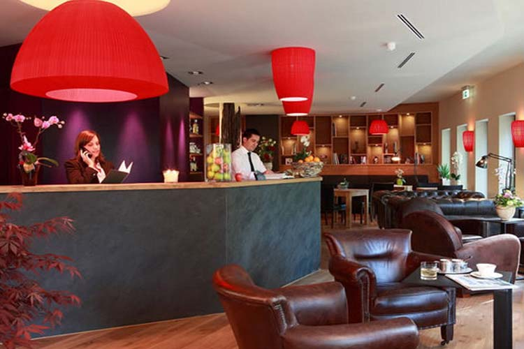 Lounge - The Seven Hotel - Esch-sur-Alzette