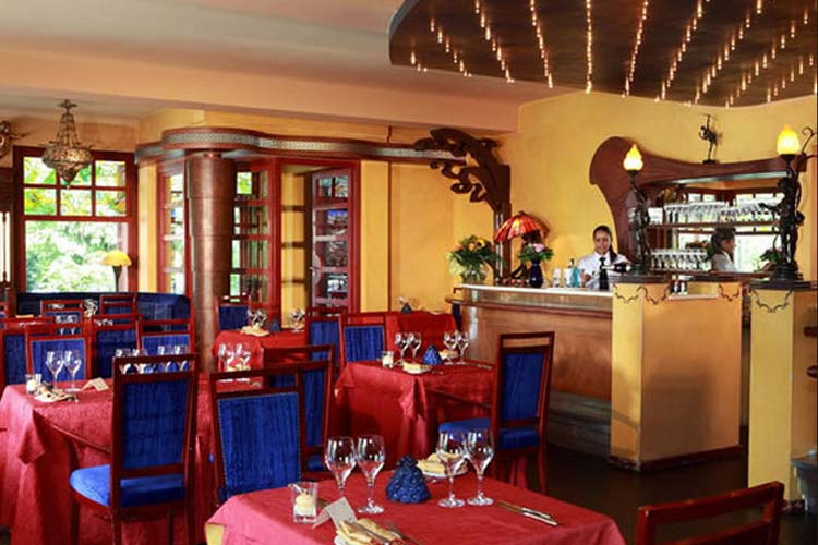 Restaurant - The Seven Hotel - Esch-sur-Alzette