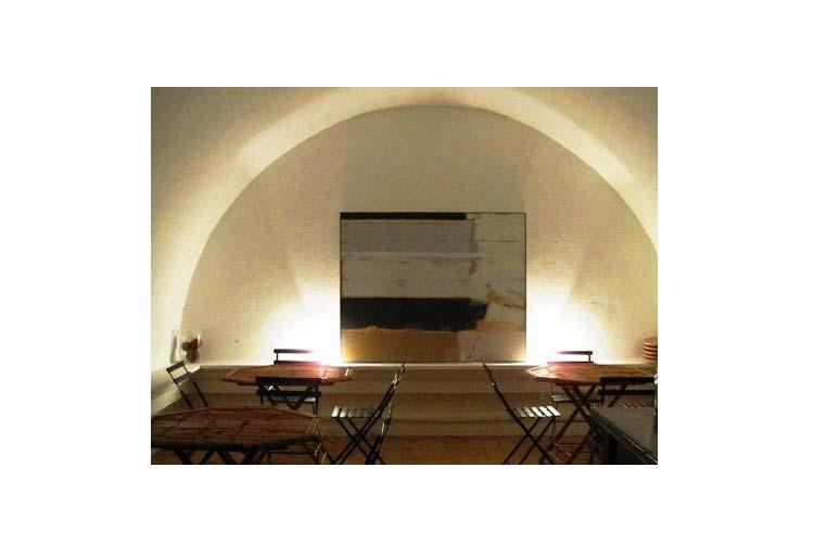 Interior - Forte de Sao Joao da Barra - Cabanas de Tavira