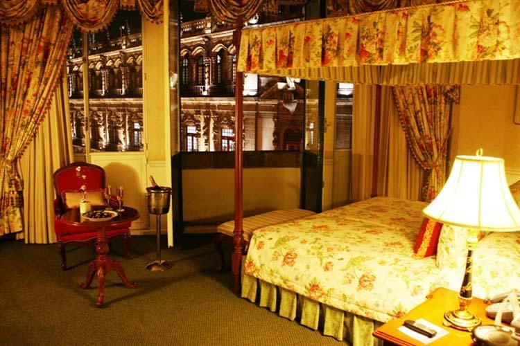 Gran Hotel Ciudad De Mexico A Boutique Hotel In Mexico City Page