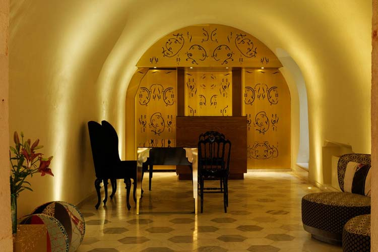Interior - Casa Delfino - Chania